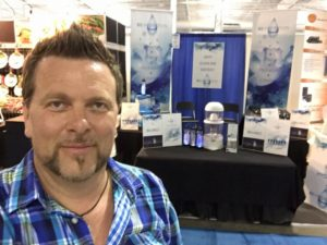 David from BE:Hydration, Saskatoon Expo 2015