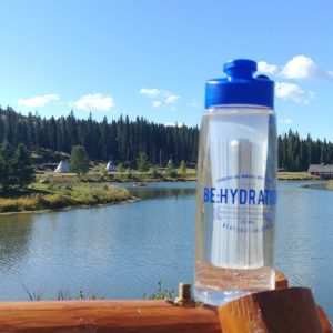 BE:Hydration out in nature